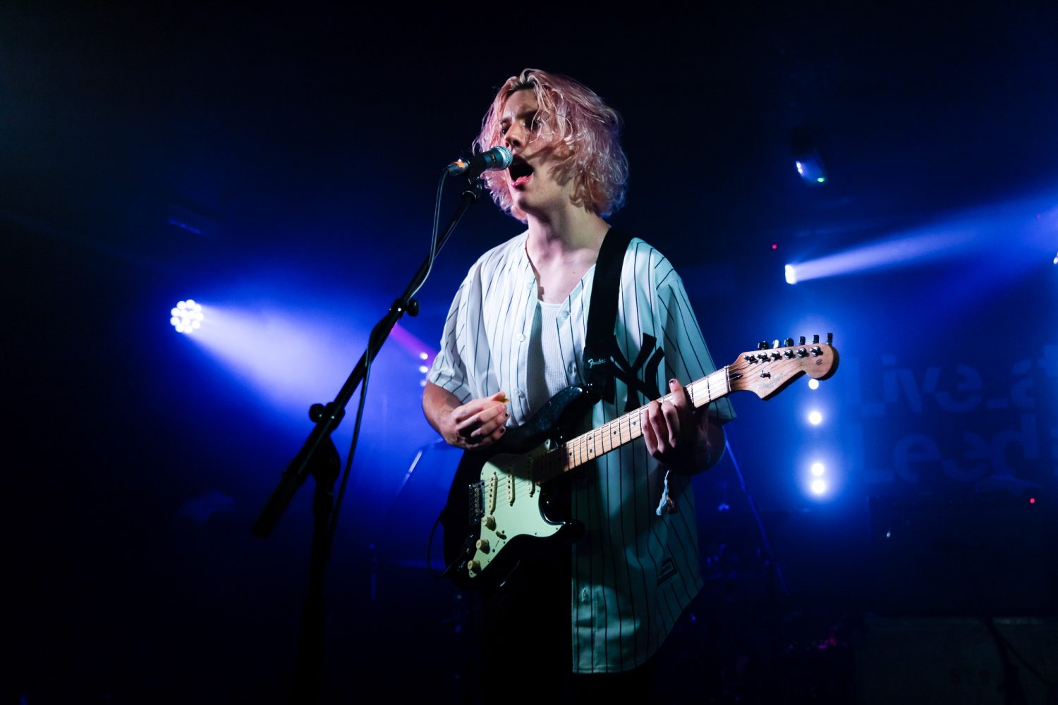Jamie Lenman, The Pearl Harts and more rock Live At Leeds 2019